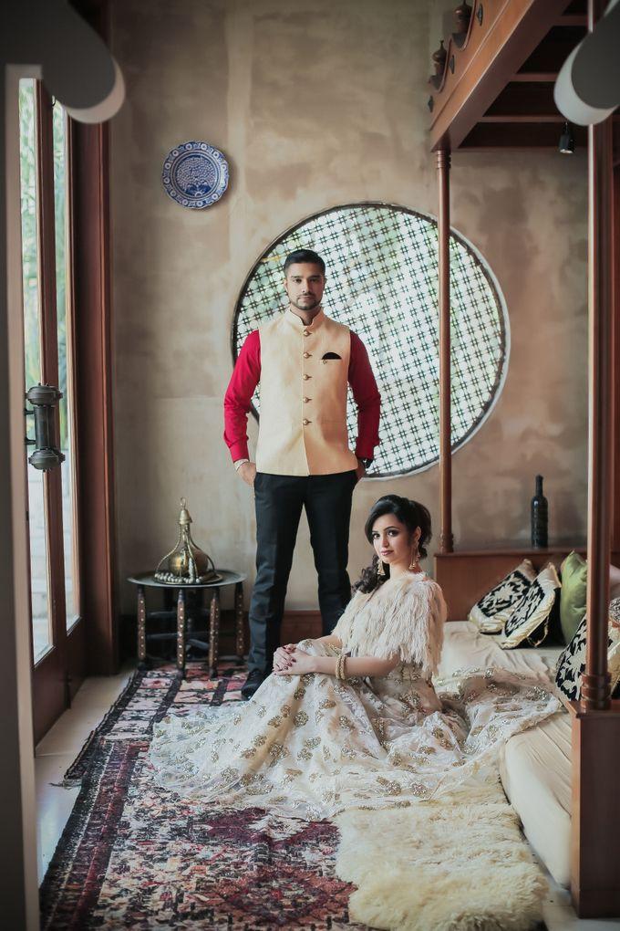 Sanjay & Aneshya Prewedding by Little Collins Photo - 001