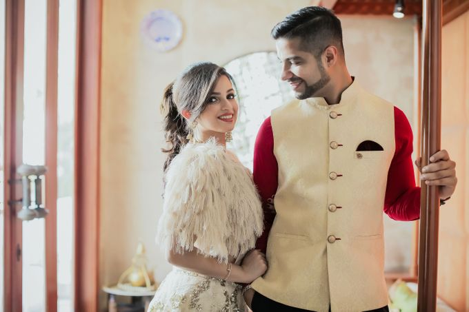 Sanjay & Aneshya Prewedding by Little Collins Photo - 016