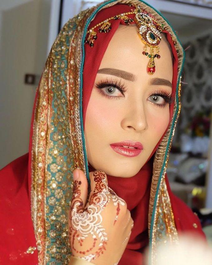 Traditional Wedding by lolla mua - 005