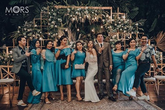 The Wedding of Ade & Marcell by MORS Wedding - 017