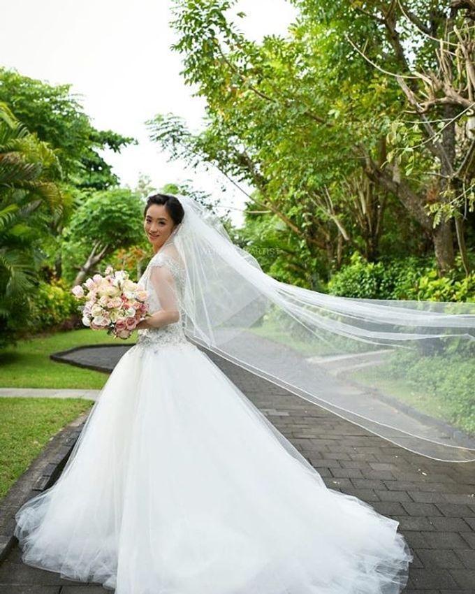 Wedding Makeup by Wei Makeup Artist - 007