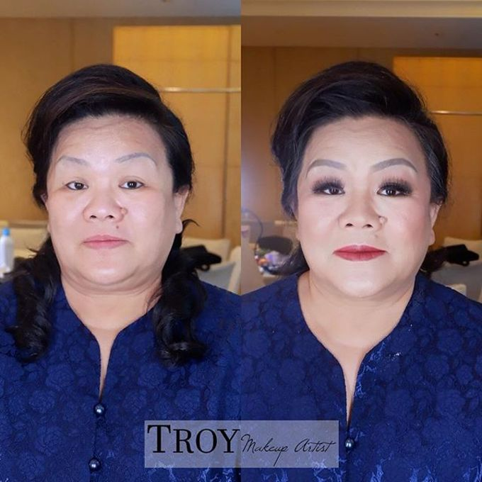 Mature women makeup 2 by Troy Makeup Artist - 019
