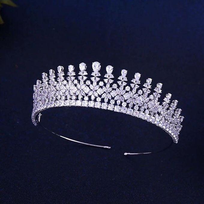 Headpiece & Crown by Ilona Headpiece & Crown - 038