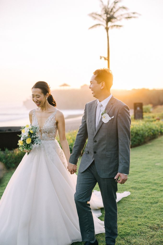 B & J Wedding by Soori Bali - 013