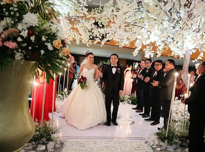 Wedding Experience at Dome Harvest Lippo Karawaci Tangerang by Dome Harvest - 006