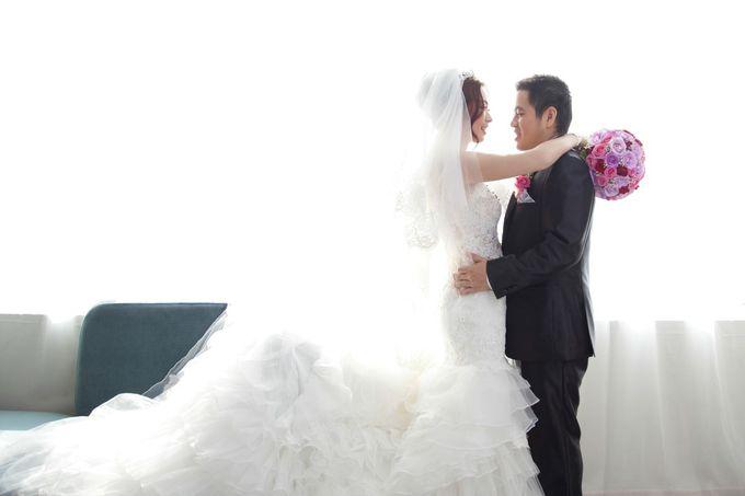 wedding day by Xin-Ai Bride - 020