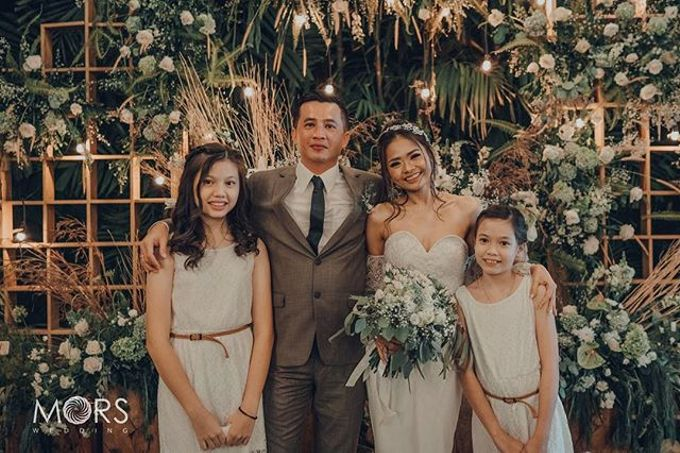 The Wedding of Ade & Marcell by MORS Wedding - 015
