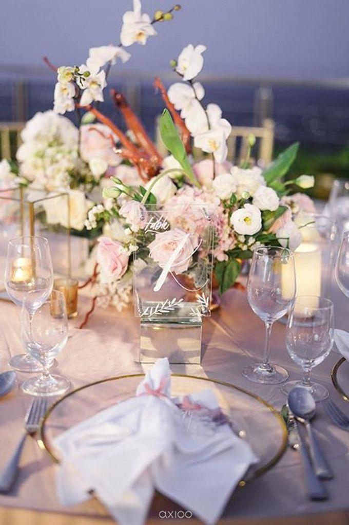 Renaissance Uluwatu - Sweet and Elegant by Flora Botanica Designs - 013