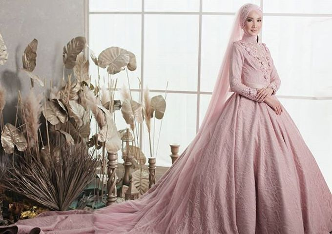 Gester Muslim Bridal by Gester Bridal & Salon Smart Hair - 030