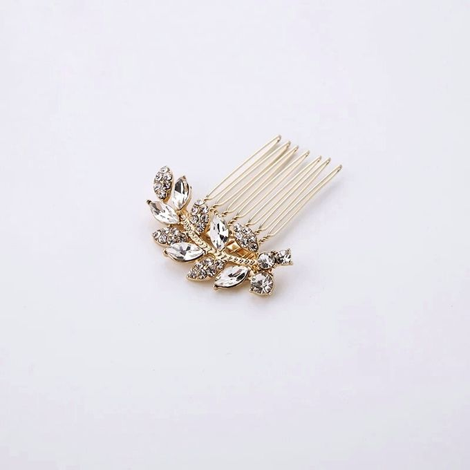 Xayah Wedding Hairpin/ Hair comb by Fairytale Undercover - 002