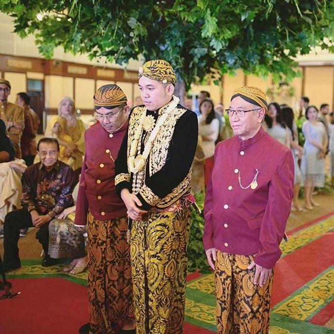 The Wedding of Annisa & Julian by Chandani Weddings - 006