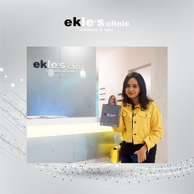 Influencer At Ekle's Clinic  by Ekle's Clinic Aesthetic & Laser - 012