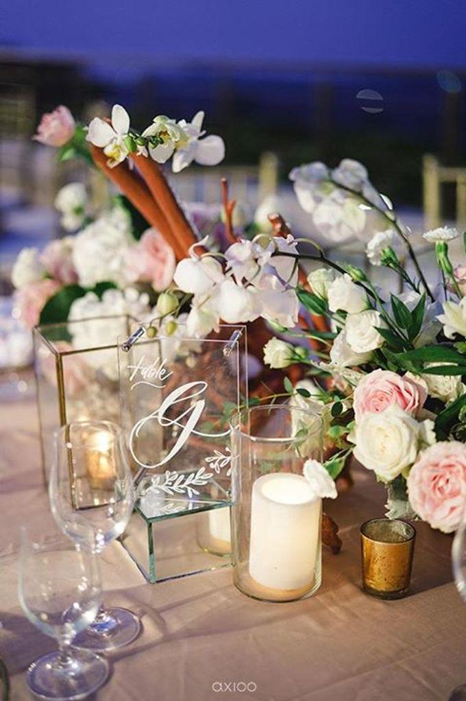 Renaissance Uluwatu - Sweet and Elegant by Flora Botanica Designs - 012