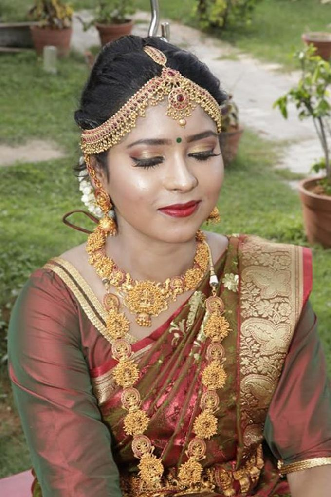 Traditional Make Up by Vithin - 004