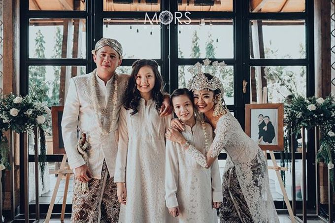 The Wedding of Ade & Marcell by MORS Wedding - 009