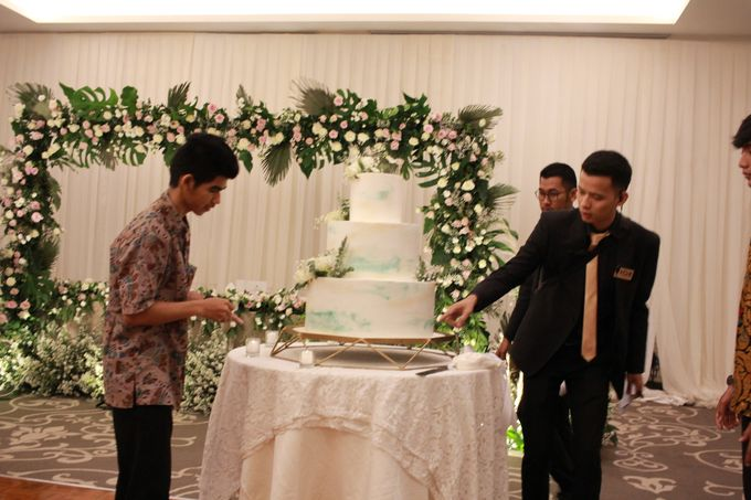 MC Wedding The Tribrata Dharmawangsa Hotel Jakarta - Anthony Stevven by Anthony Stevven - 006