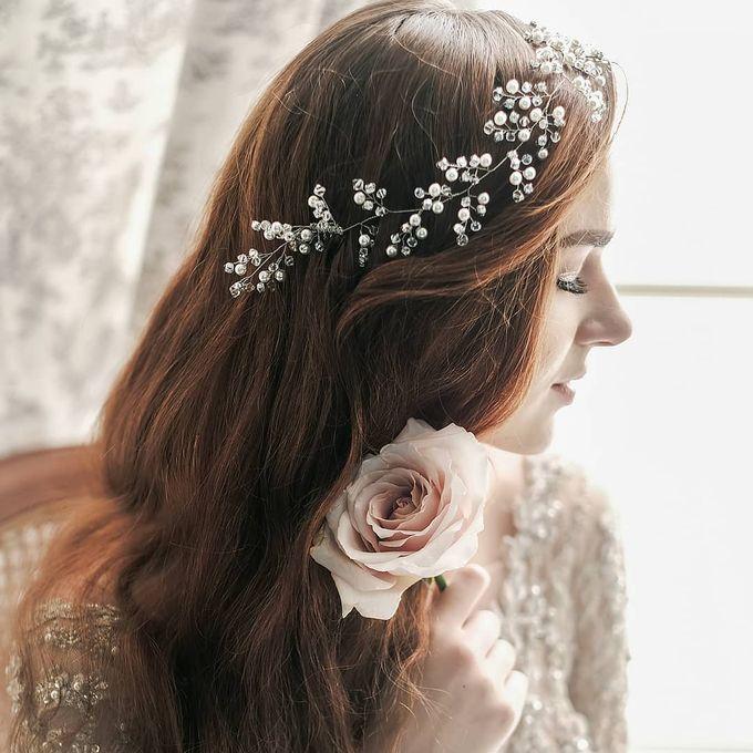 Risha x Cappio by Risha Hair Couture - 008