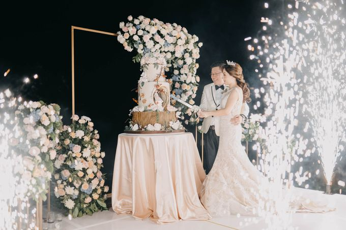 The Wedding of  Tommy & Jenifer by Bali Yes Florist - 017