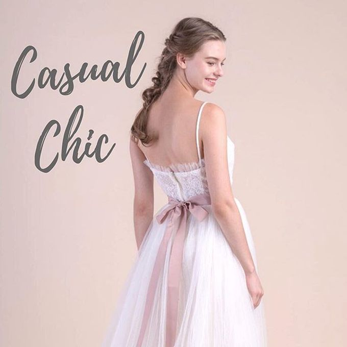 Casual Chic Collection  by The Gown Warehouse - 001