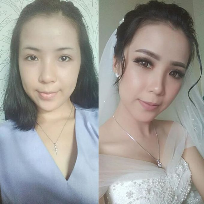 Wedding Makeup by Yasca Natalia MakeupArtist - 003