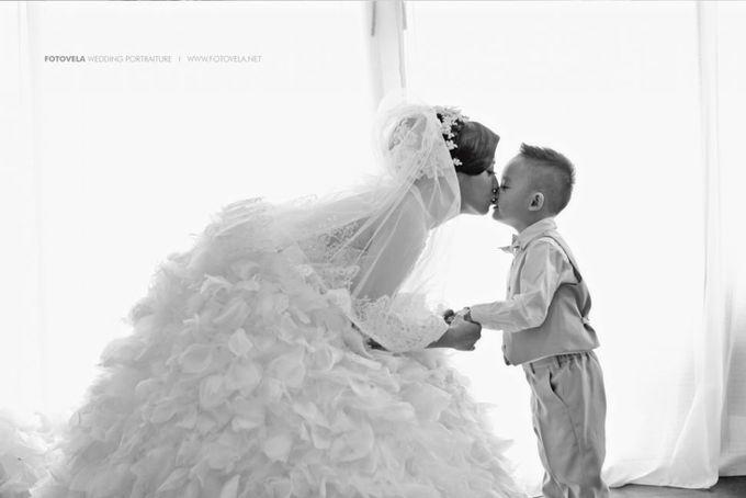 Fendy & Jeany Wedding by fotovela wedding portraiture - 037