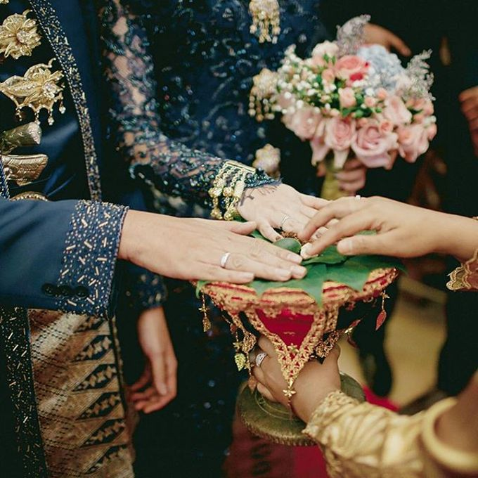 The Wedding of Vika & Satya by Chandani Weddings - 013