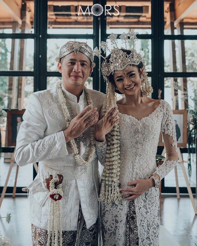The Wedding of Ade & Marcell by MORS Wedding - 007
