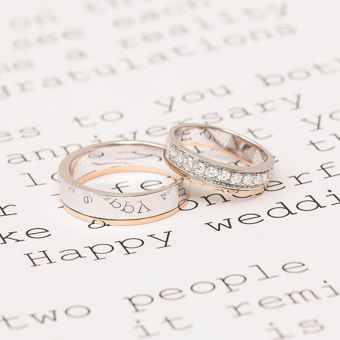 Wedding Ring Collection by THE PALACE Jeweler - 005