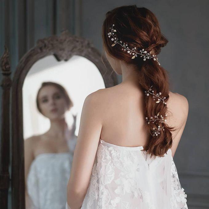 Risha x Cappio by Risha Hair Couture - 004