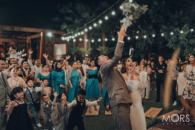 The Wedding of Ade & Marcell by MORS Wedding - 013