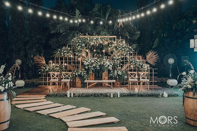 The Wedding of Ade & Marcell by MORS Wedding - 011