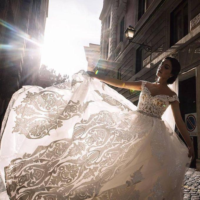 Weddin in Rome by Ruslana Regi makeup artist in Italy - 001
