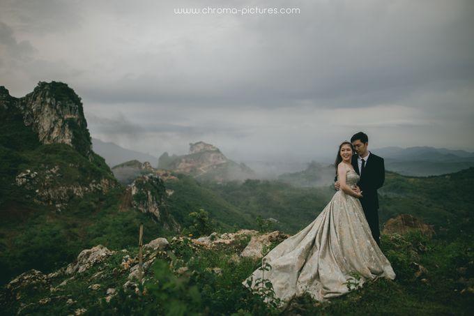 Derrick & Sonia Prewedding by Chroma Pictures - 042