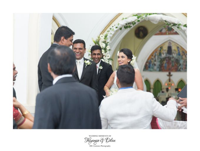 Wedding of Thiyangie & Dilan by DR Creations - 045