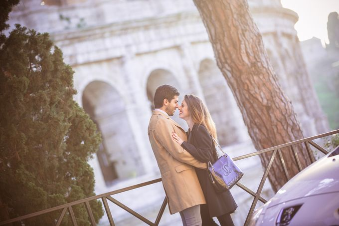 Engagement of Benedetta & Manolo by DR Creations - 036