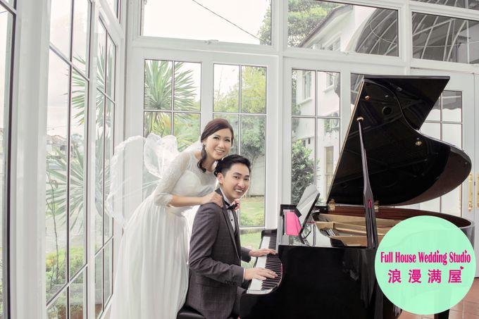 Pre-Wedding  Vincent & Samantha by Full House Wedding Studio - 010
