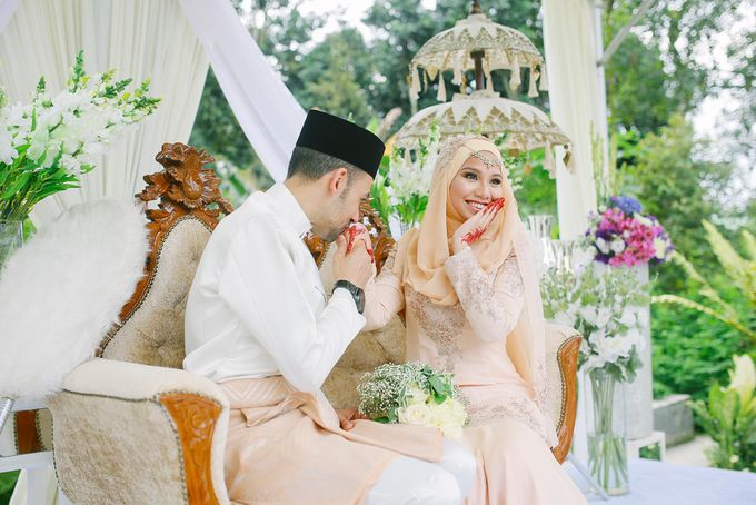RAIHANA & MOHAMMAD by The Rafflesia Wedding & Portraiture - 042