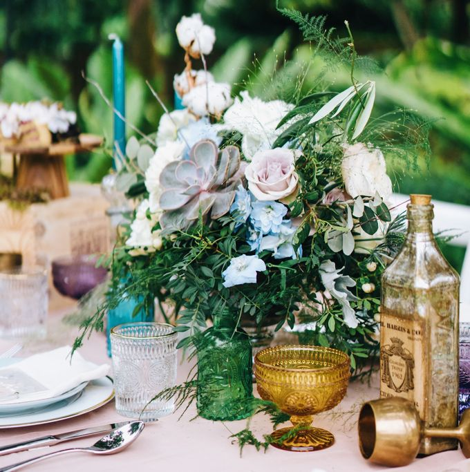 Dreamy and Whimsical Styled Shoot by O'hara Weddings - 018