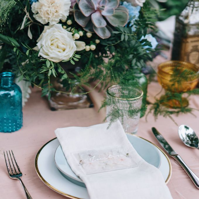 Dreamy and Whimsical Styled Shoot by O'hara Weddings - 019