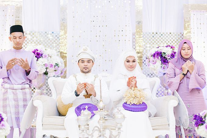 Sharifah Zarah Hanis & Alif Fitri by ankl.co | Lifestyle & Wedding Photography - 006