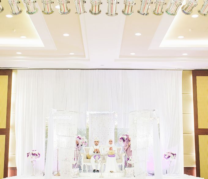 Sharifah Zarah Hanis & Alif Fitri by ankl.co | Lifestyle & Wedding Photography - 005