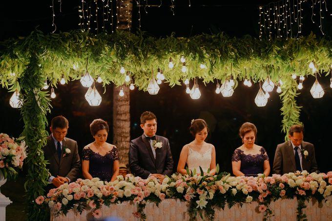 Wedding Hosana & Vina by Ananda Yoga Organizer - 044