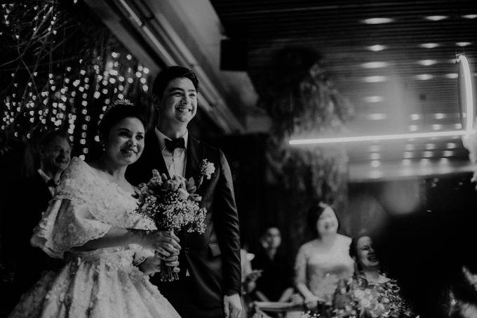 Nicole & Daniel Wedding at Menara Imperium by AKSA Creative - 042