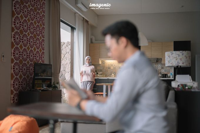 Prewedding M & F by Imagenic - 044