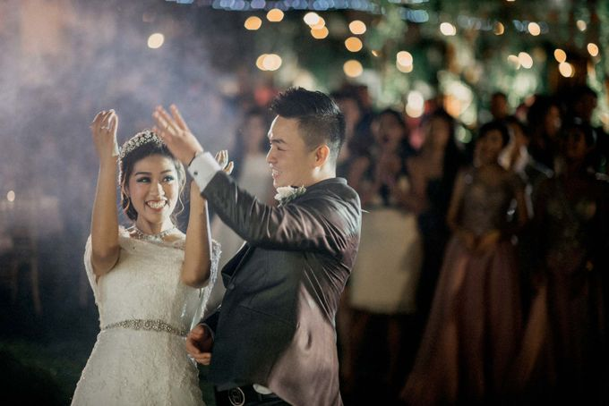 DAVID & FELICIA WEDDING by DHIKA by MA Fotografia - 047