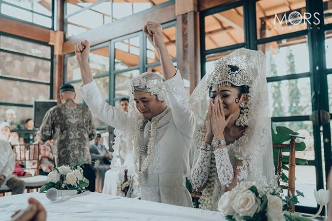 The Wedding of Ade & Marcell by MORS Wedding - 005