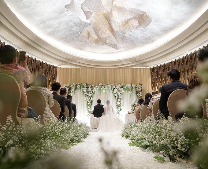 Ayana Midplaza - Kristian & Cressa by Maestro Wedding Organizer - 006