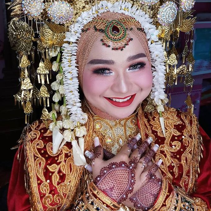 makeup natural nggk cukur alis by husna_makeup - 017