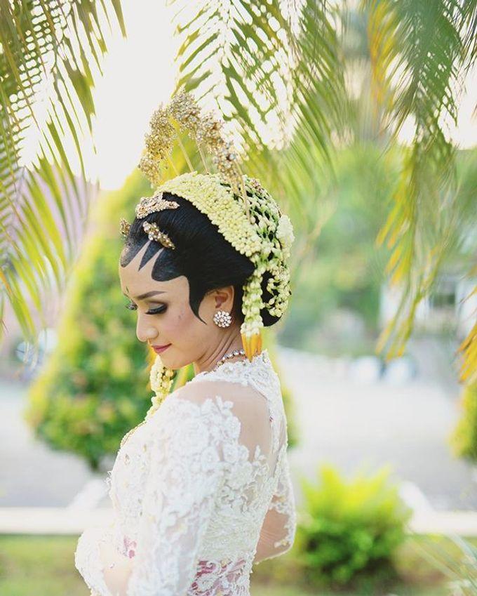 The Wedding of Annisa & Julian by Chandani Weddings - 009