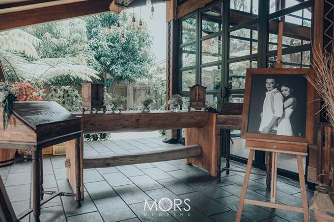 The Wedding of Ade & Marcell by MORS Wedding - 008